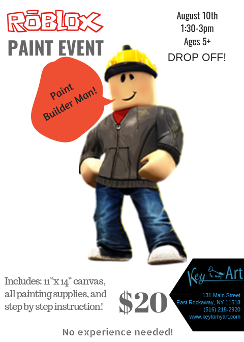 Roblox Paint Event